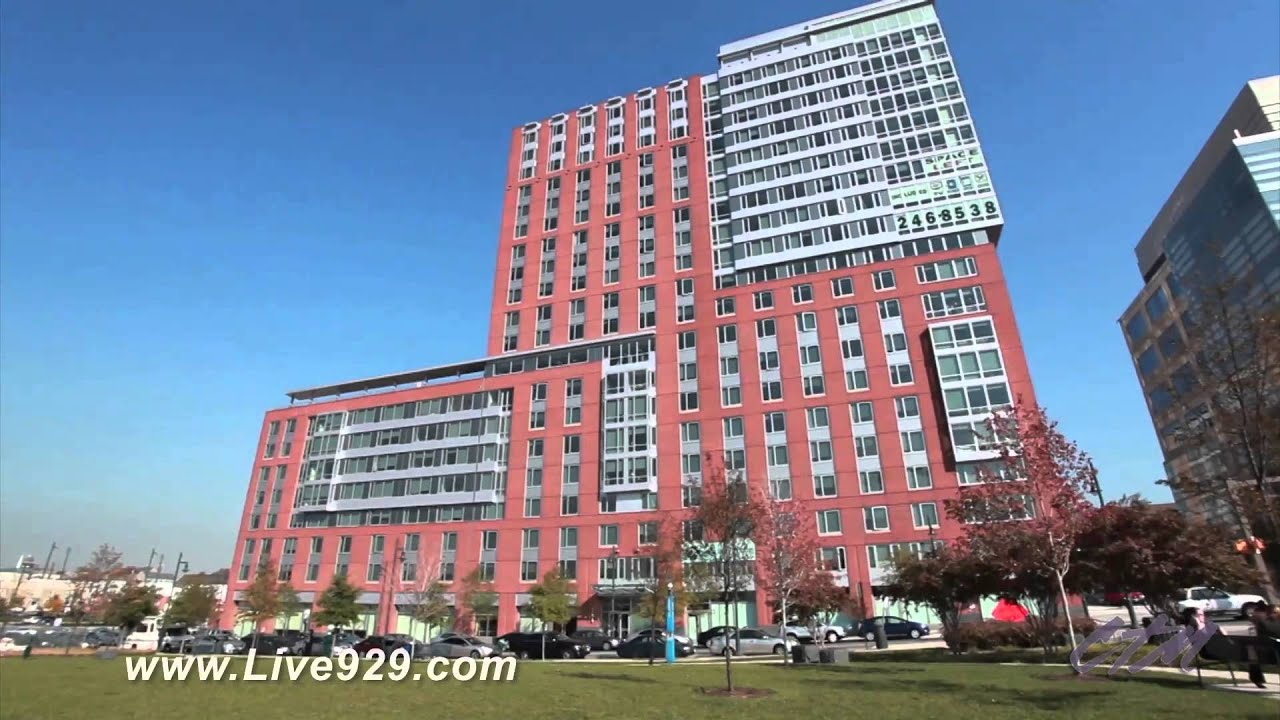 929 Apartments | Baltimore MD | EDR Trust - YouTube