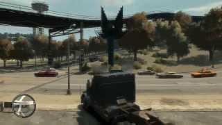 GTA 4 HD gameplay