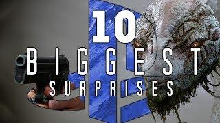 PlayStation E3 2017: 10 BIGGEST SURPRISES & MOMENTS