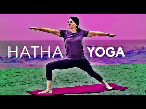 Hatha Yoga (Make Your World A Better Place!) 30 Minute Practice
