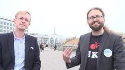 Liikennejärjestelyt puhuttavat Helsingissä ja Tallinnassa