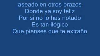 Fidel Rueda - Tu ya eres cosa del pasado letra