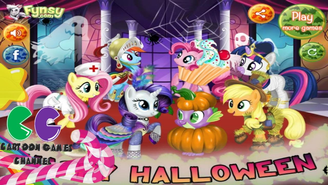 My Little Pony Halloween Party My Little Pony Party Game