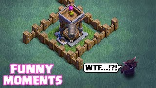 Clash of Clans Funny Moments Montage | COC Glitches, Fails, Wins, and Troll Compilation #39
