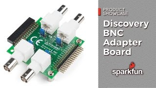 Discovery BNC Adapter Board