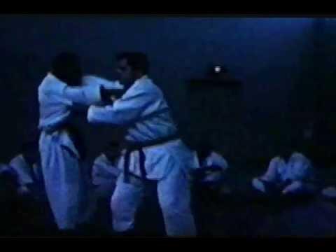 Sensei LaPila's Shodan Test (May, 1969)