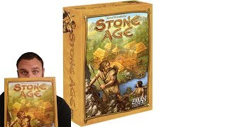 Stone Age Review (Tabletop)