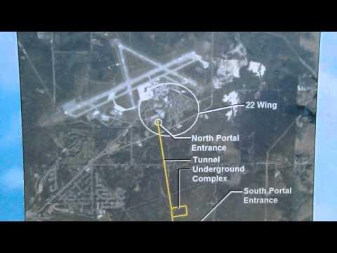 Canada's NORAD Underground Complex (North America Air Defense) AeroSpaceDefence.ca North Bay- 4
