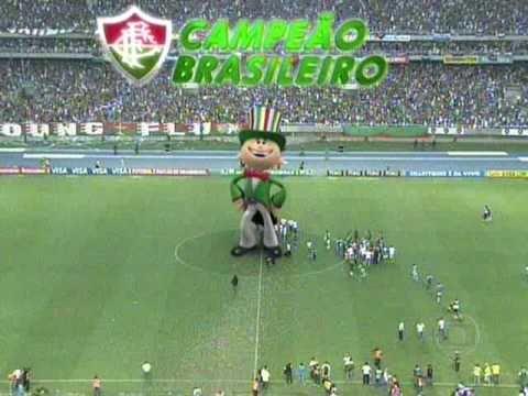 FLUMINENSE - TRI CAMPEÃO BRASILEIRO 2010 - YouTube 06b965aedf949