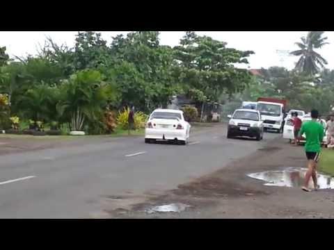 Only in Samoa