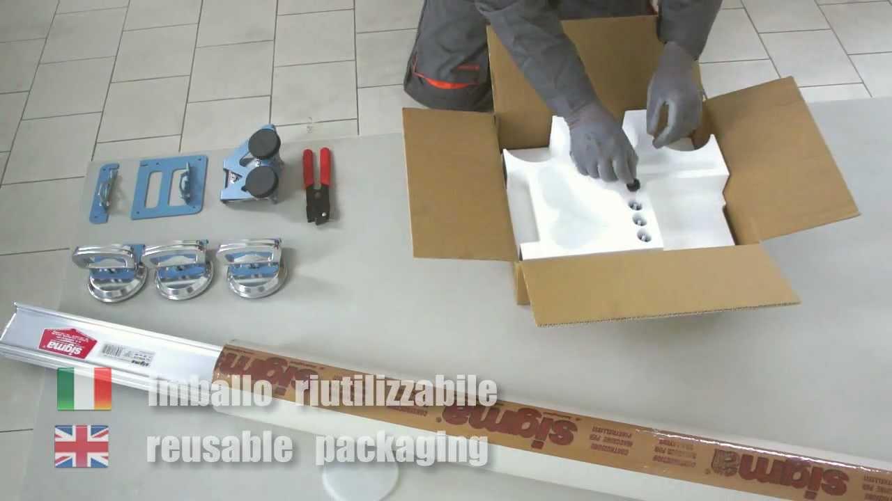 Sigma Kera-cut tile cutters
