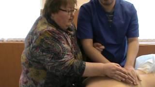Республиканская олимпиада профессионального мастерства по специальности Медицинский массаж