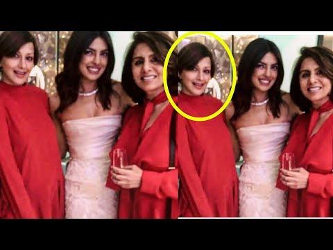 Priyanka Chopra invited  Cancer victim Sonali Bendre and Neetu Kapoor in her Bridal Shower