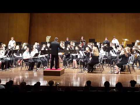 "2018 University of Kentucky 9th/10th Grade Honors Band ""Elements"" by Brian Balmages"