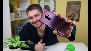 Duplázza a tétet | Samsung Galaxy S9+ teszt