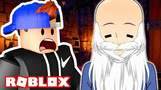 Roblox: Will The Old Man Help Us Defeat The Demon?! | Home, Sweet Home ( Episode 2 )