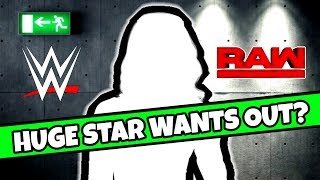 ⚠ NEWS: Top WWE Star Teases Leaving The Company!