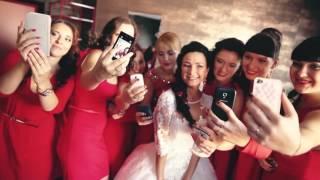 Свадьба Константина и Евгении. Видеограф Виктор Раков