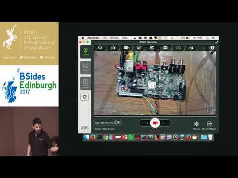 Ken Munro - Hardware Hacking - DVRs and Dildos