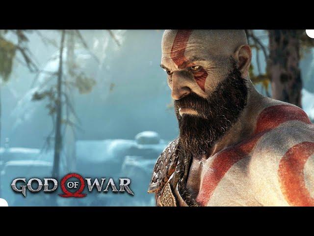 GOD OF WAR - O INÍCIO DE GAMEPLAY, Dublado e Legendado em Português PT BR! No PS4 Pro! - BRKsEDU