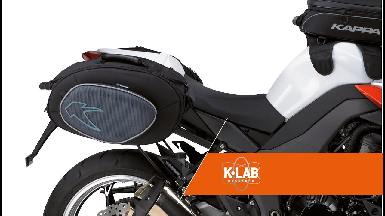 Kappa AH202BK Motorrad