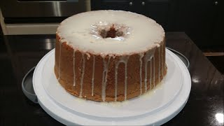 Lemon Cream Cheese Pound Cake: Description Important!