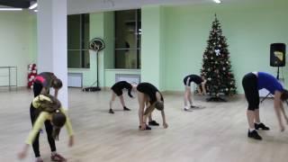 Танцы в «Магис Дети»: разминка возраст 7-12 лет