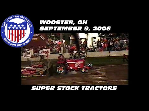 9/9/06 OSTPA Wooster, OH Super Stock Tractors