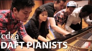 Daft Pianists | An Impromptu Session