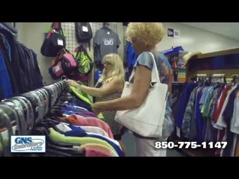 GNS Embroidery & Screen Printing - Panama City Beach, Florida