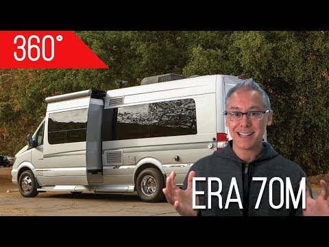 360° Video   2018 Winnebago Era 70M   The Only Class B with a Slideout and Dry Bath!