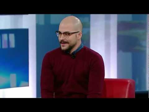 Marc-André Grondin On George Stroumboulopoulos Tonight: INTERVIEW