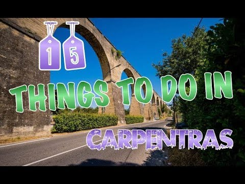 Top 15 Things To Do In Carpentras, France