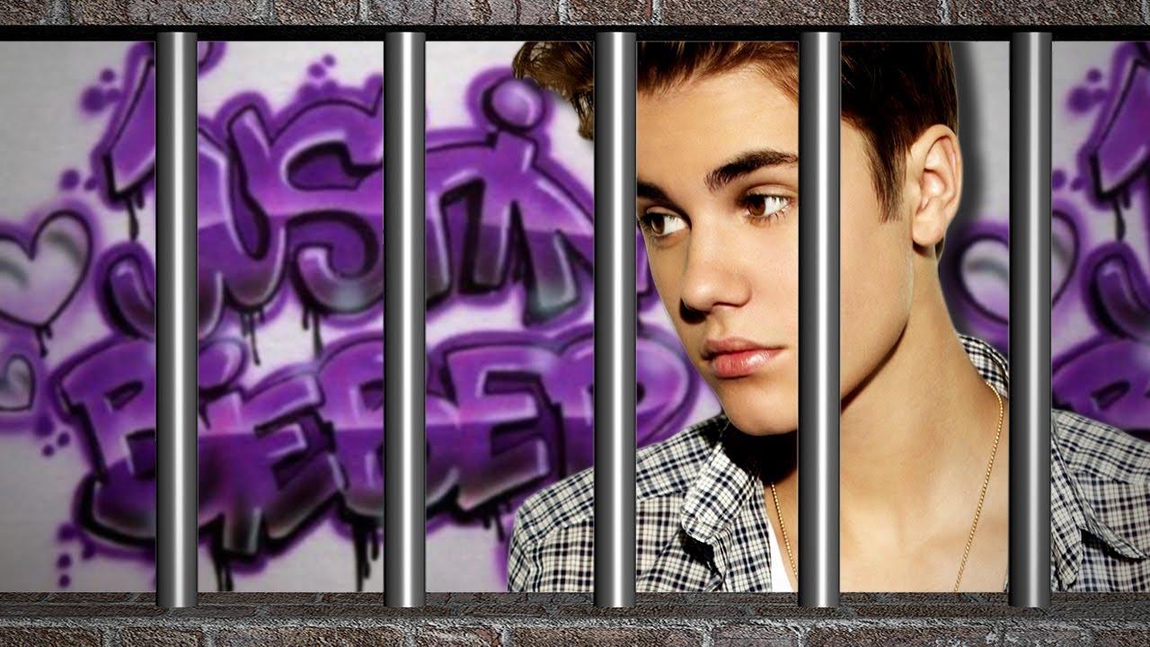 Is justin bieber still in jail