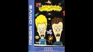 Beavis and Butt-Head Прохождение (Sega Rus)