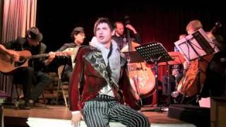 """Closer"" performed by Timur & the Dime Museum"