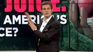 Dr. Oz Apple Juice in Arsenic Warning Under Fire: Personal Tests Showed High Levels of Toxin