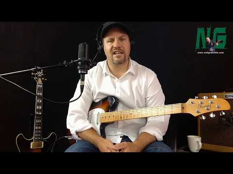 Guitar Lesson – Breaking out of the BOX