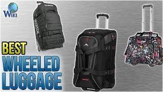 10 Best Wheeled Luggage 2018