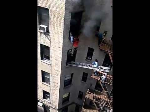 Washington Heights Fire 2