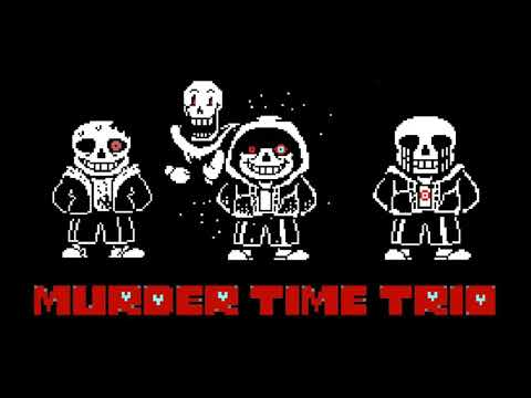 【Undertale AU】Murder Time Trio Phase1 OST - Rain Of DUST