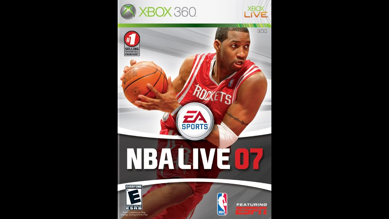 Nba live 07 youtube gaming.