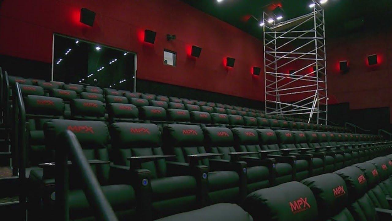 Maya Cinemas Opens In North Las Vegas Youtube