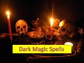 Dark magic spell to destroy enemy, rival competitors ||