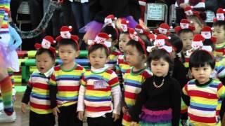 KCS Nursery蘇浙幼兒園2014~2015年度聖誕聯