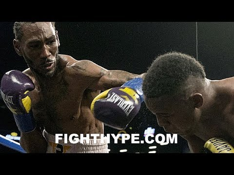 IMMEDIATE REACTION: ROBERT EASTER NARROWLY DEFEATS JAVIER FORTUNA AND FANS BOO