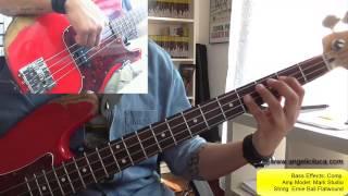 Dolcenera Fabrizio De Andr - Bass Cover Ita.mp3