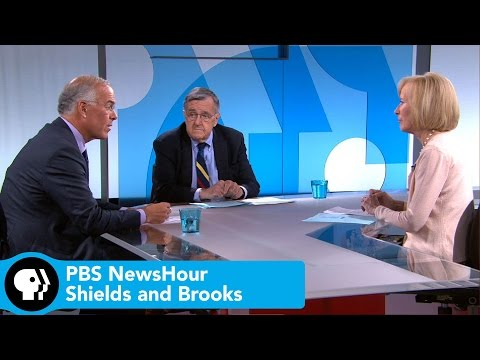 Shields and Brooks on guns, Iran, and whether Clinton's emails will turn into scandal