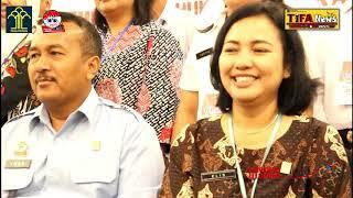TIFA NEWS EDISI 38 WORKSHOP TUNAS INTEGRITAS KANWIL KEMENKUMHAM PAPUA