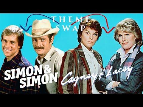 THEME SWAP: Simon & Simon/Cagney & Lacey